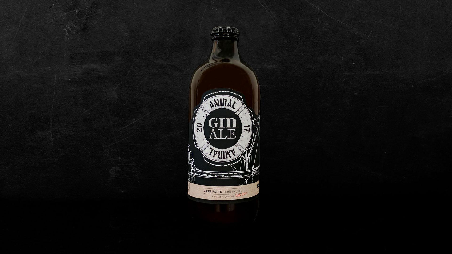 Amiral - Gin Ale