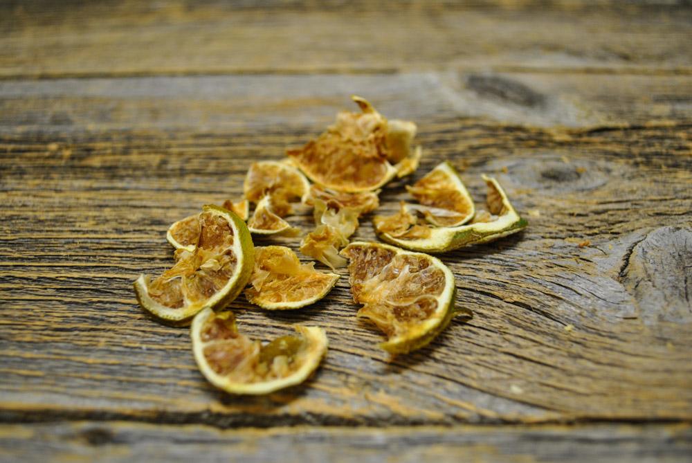 Lime déshydratée