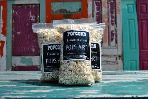 Pops Art - Popcorn Poivre & Citron