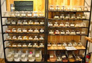 Épicerie bio vrac épices