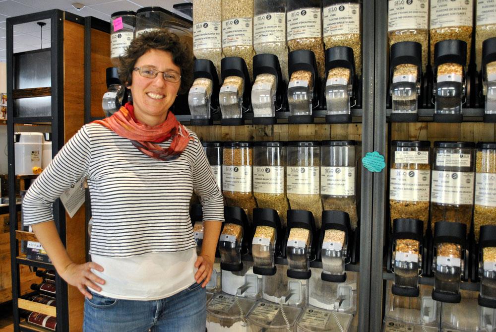 Le Silo : Épicerie Bio Vrac