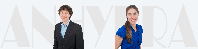 Équipe ANHYDRA - Martin Gibeault & Marie-Ève Gaudet