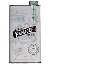 Gin aux bleuets sauvages - Panacée