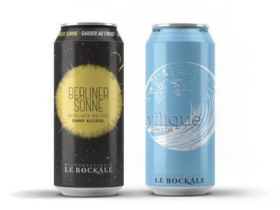 Beers - Microbrewery Le BockAle